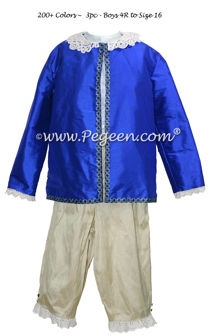 Nutcracker or Ring Bearer Suit 599