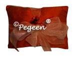 Matching Ring Bearer Pillow