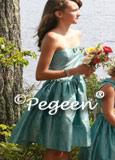 Jr. Bridesmaids Strapless Dress Style 306