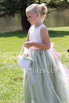 Flower Girl Dress 307