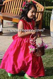 Flower Girl Dress Style 318