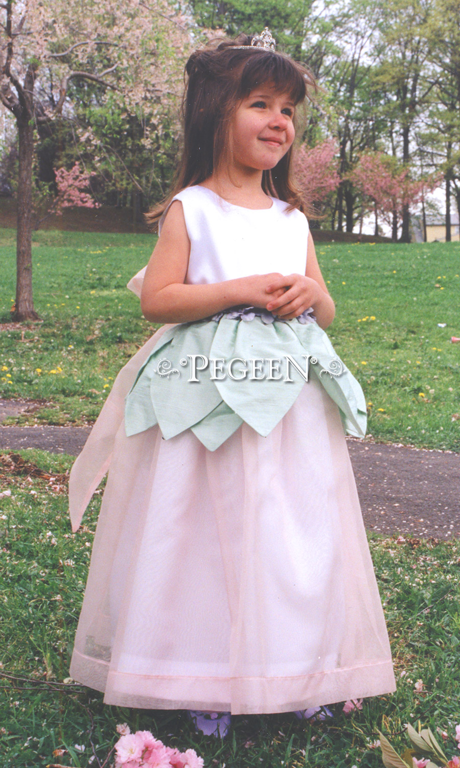 Flower Girl Dress 321