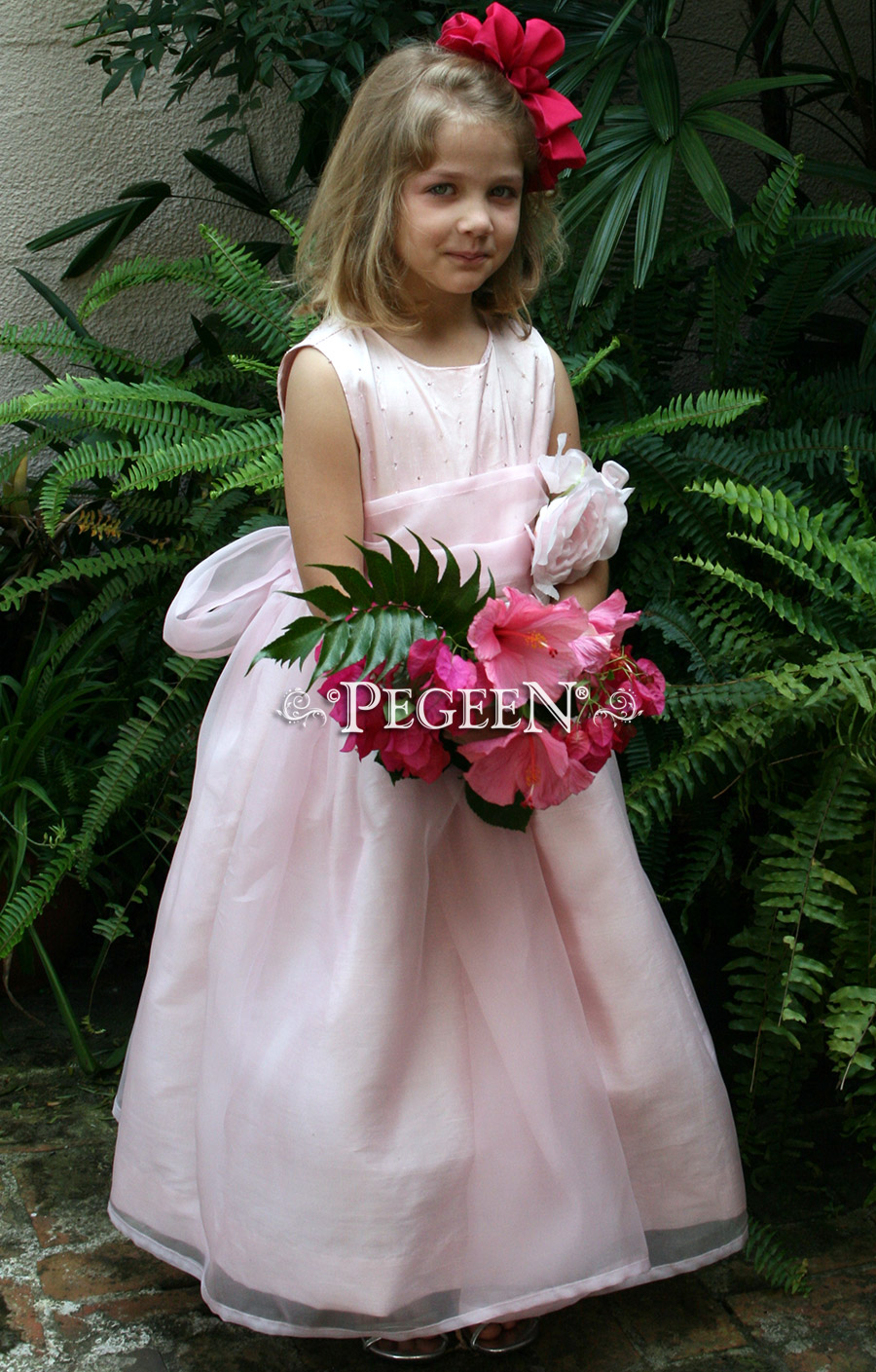 Flower Girl Dress 325