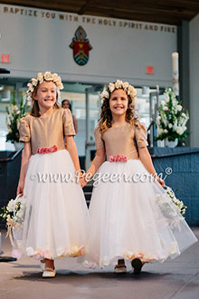Flower Girl Dress 331