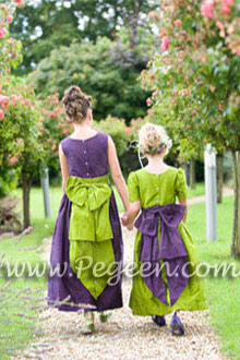 Flower Girl Dress 345