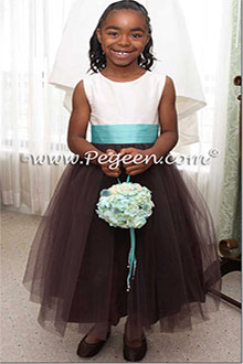 Flower Girl Dress 356