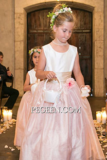 Flower Girl Dress 359