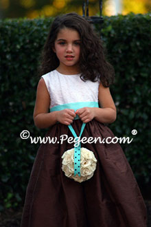 Flower Girl Dress 370