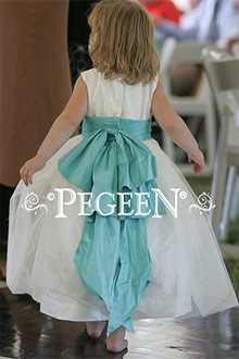 Flower Girl Dress 394