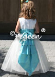 Flower Girl Dress Style 394