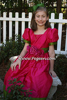 Flower Girl Dress 401