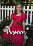 Pegeen Couture Flower Girl Dress Style 401