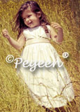Pegeen Couture Flower Girl Dress Style 403