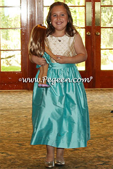 Flower Girl Dress 409