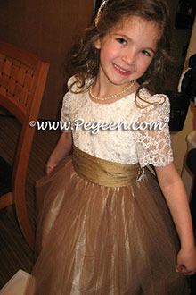 Flower Girl Dress 413