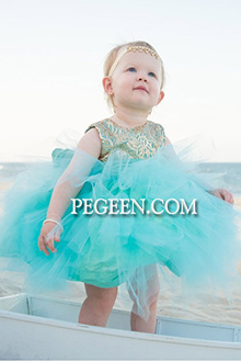 Flower Girl Dress Style 433