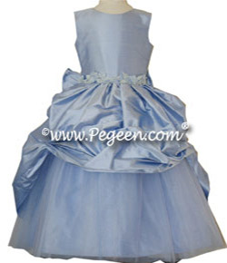 Diana Flower Girl Dress - Part of the Regal Collection by Pegeen