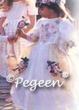 Flower Girl Dress 609
