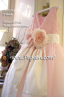 Flower Girl Dress 672