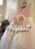 Princess Anne - Part of the Regal Flower Girl Dress Collection Style 672