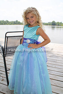 Flower Girl Dress 691