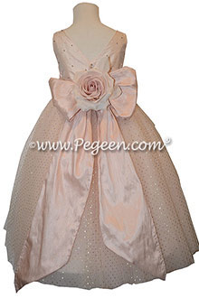 Flower Girl Dress 695