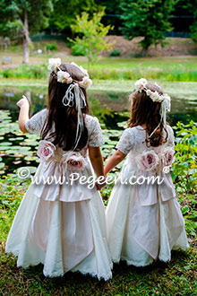 Flower Girl Dress 698