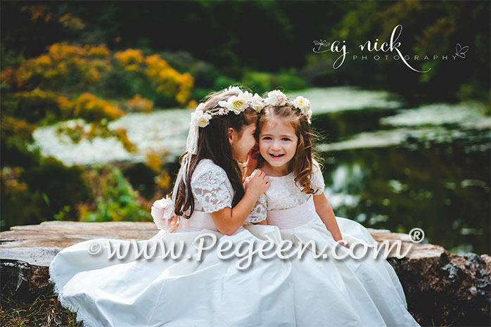 Flower Girl Dress Style 698 - CHARLOTTE Regal Collection