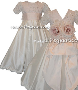Princess Charlotte Flower Girl Dress from the Regal Collection by Pegeen