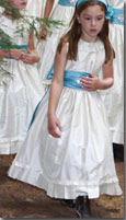 Flower Girl Dress Style 699