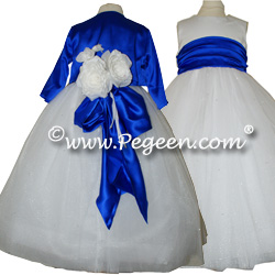Dew Drop Fairy Nutcracker or Party Flower Girl Dress from the Nutcracker Collection by Pegeen