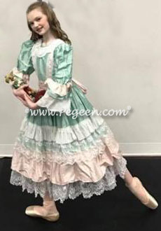 Nutcracker Dress 723