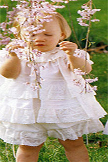 Infant Flower Girl 801