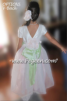 Flower Girl Dress Style 802