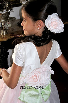 Flower Girl Dress 802