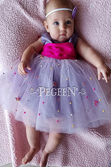 Infant Flower Girl Dress 825