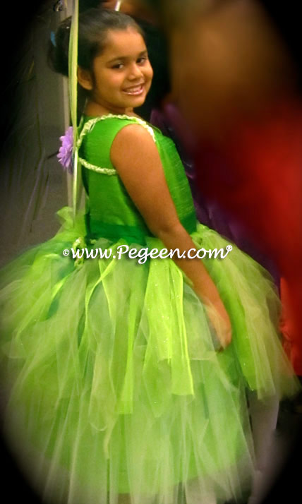Fairy Tale Flower Girl Dress 901