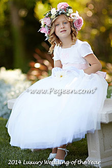 Fairy Tale Flower Girl Dress 902
