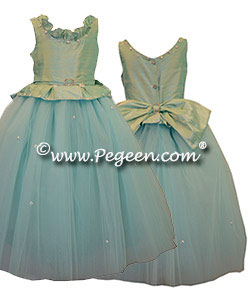 Opal Fairy Flower Girl Dress Style 903