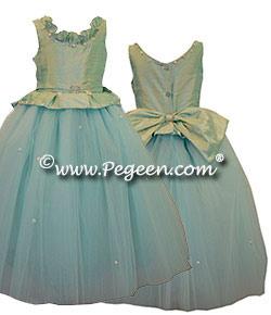 Opal Fairy Flower Girl Dress Style 903