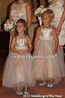 Fairy Tale Flower Girl Dress 904