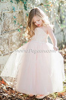 Fairy Tale Flower Girl Dress 905