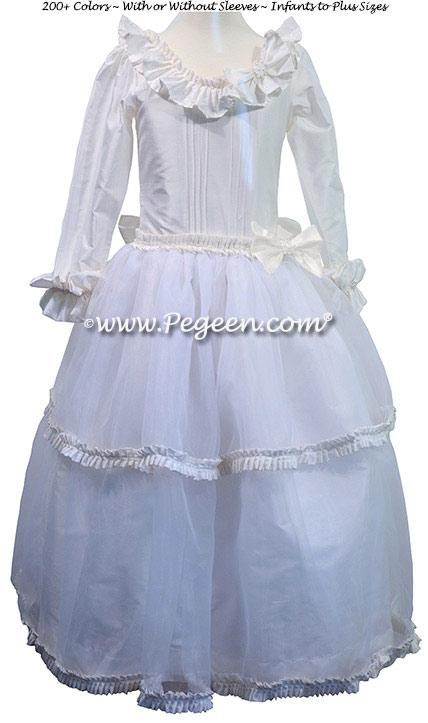 Pearl Fairytale Dress flower girl dress on sale