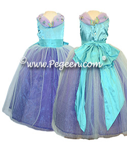 Flower Girl Dress Style 912 FAIRYTALE COLLECTION - The Aura Quartz Fairy