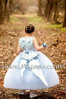 Fairy Tale Flower Girl Dress 913