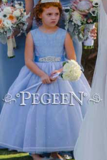 Fairy Tale Flower Girl Dress 916