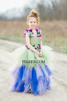 Fairy Tale Flower Girl Dress 920