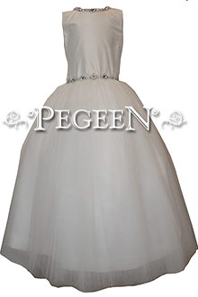 Jr Bridesmaids Dress Style 976