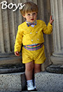 Boy's Ring Bearer and Page Boy Suit