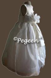 Sparkle Organza & Silk Communion Dresses